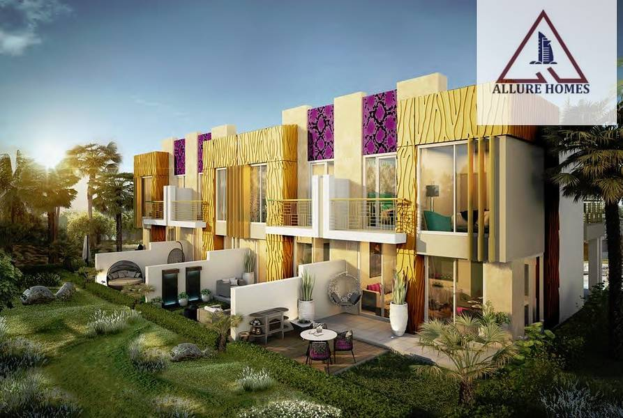 2 No Commission dierct From developer /  1.5 % Monthly , 7 % Down Payment from Just Cavalli 1.340.000 AED