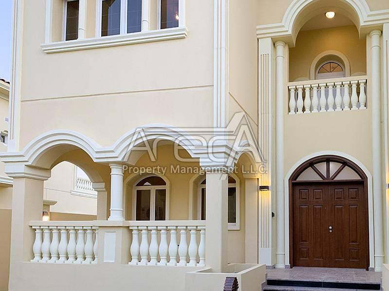 Brand New 4 Master Villa in Baniyas East! Bawabat Al Sharq Area