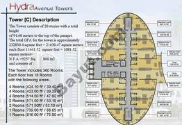 Typical Plan Tower C