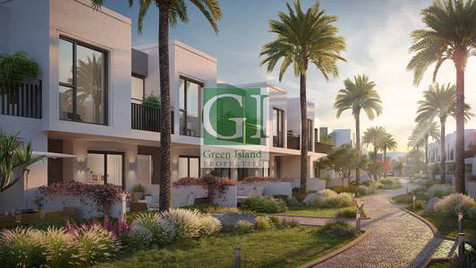 3 Bedroom Villa for Sale in Dubai South, Dubai - STOP RENTING! Buy your villa at 999
