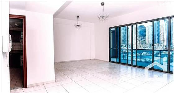 2 Bedroom Apartment for Sale in Dubai Marina, Dubai - MARINA VIEW / SPACIOUS 2 BR