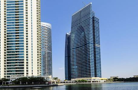 Office for Rent in Jumeirah Lake Towers (JLT), Dubai - Fully Fitted | Partitioned | High Floor