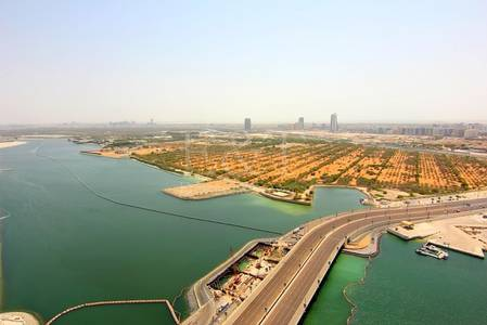 5 Bedroom Penthouse for Sale in Al Reem Island, Abu Dhabi - One of a Kind Sea View Duplex 5BR Penthouse