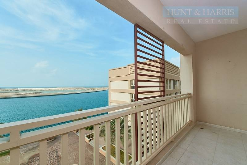1 Stunning Lagoon Views - Two Bedroom Apartment - Mina Al Arab