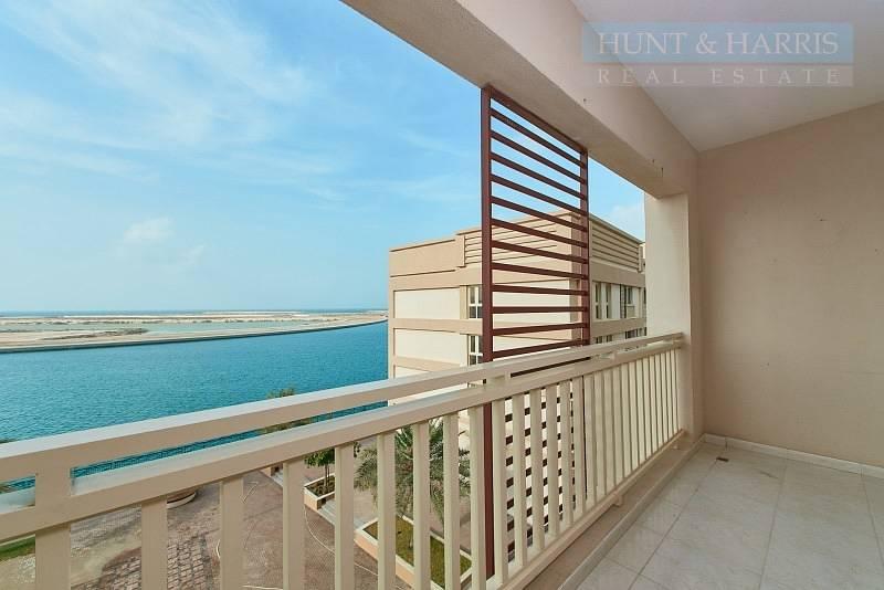 2 Stunning Lagoon Views - Two Bedroom Apartment - Mina Al Arab