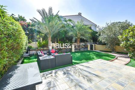 4 Bedroom Townhouse for Sale in Motor City, Dubai - Private position || Motivated sellers ||