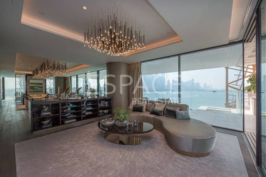 2 5-Star Managed Sea and Skyline Views Penthouses