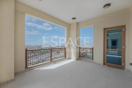 2 Bedroom Apartment for Sale in Dubai Marina, Dubai - Vacant 2 Bed with View of Atlantis