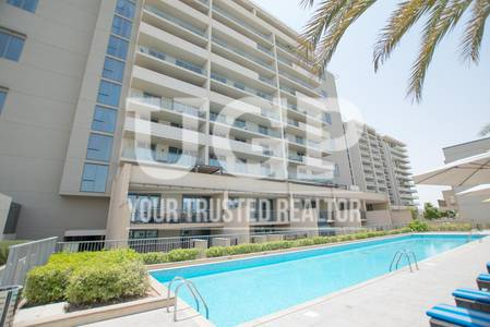 2 Bedroom Flat for Sale in Al Raha Beach, Abu Dhabi - Huge Layout 2BR with Complete Facilities