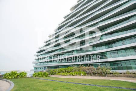 1 Bedroom Apartment for Sale in Al Raha Beach, Abu Dhabi - For Sale! Full Sea View apt w/ Facilities