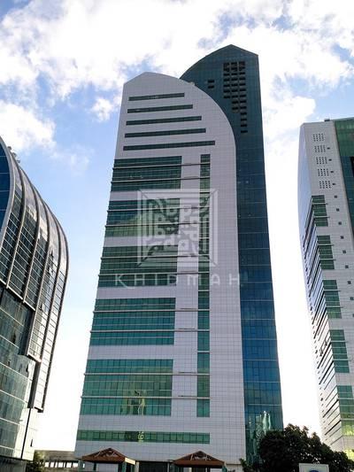 Showroom for Rent in Al Bateen, Abu Dhabi - Showroom for rent at C2 Tower, Al Bateen