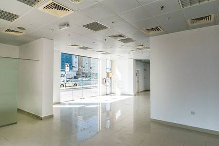 Shop for Rent in Airport Street, Abu Dhabi - Fitted Retail Space | Low Floor | ADED