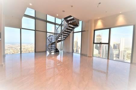 3 Bedroom Apartment for Sale in DIFC, Dubai - 3 Bed Duplex - High Floor - Full City View