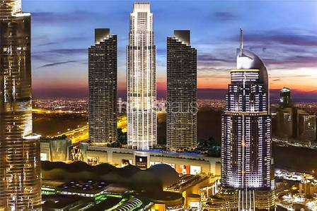 4 Bedroom Flat for Sale in Downtown Dubai, Dubai - High Floor   Full Fountain View   Ready
