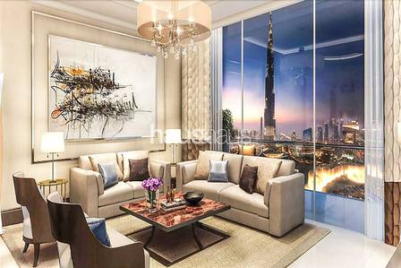 4 Bedroom Flat for Sale in Downtown Dubai, Dubai - High Floor | Full Fountain View | Ready