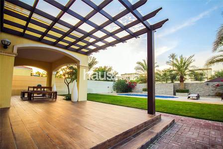 4 Bedroom Villa for Sale in Jumeirah Park, Dubai - New Kitchen + Bathrooms | District 4 VOT