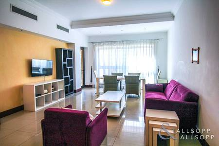 1 Bedroom Apartment for Sale in Palm Jumeirah, Dubai - 303 Square Feet