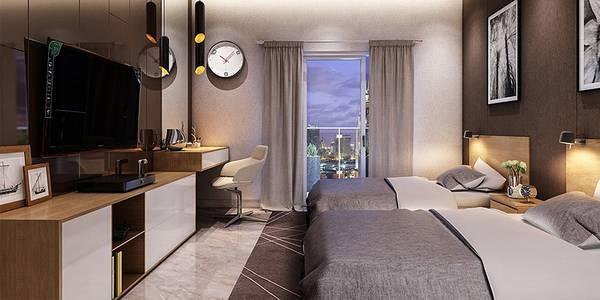 Studio for Sale in Al Furjan, Dubai - Luxurious Serviced Apartment   Affordable & Flexible Payment Plan