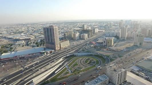 مبنى سكني  للبيع في الجرف، عجمان - مبنى سكني في الجرف 2 الجرف 7500000 درهم - 3262842
