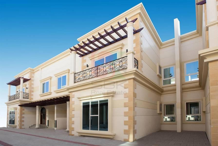 2 Brand New 4BR Maidsroom In Al Mamzar