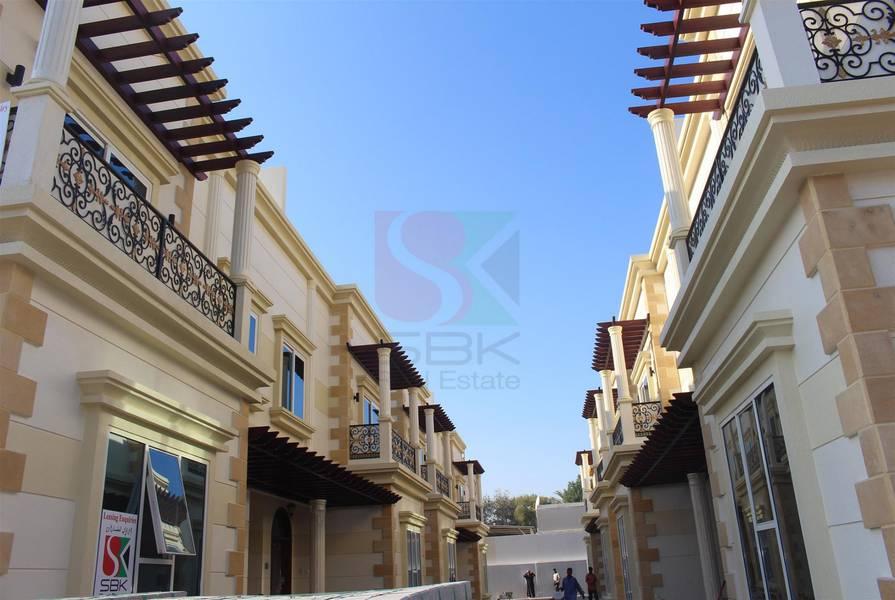 Brand New 4BR Maidsroom In Al Mamzar