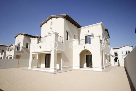 4 Bedroom Villa for Rent in Arabian Ranches 2, Dubai - Type 1 back to back | Vacant Feb | Cheap