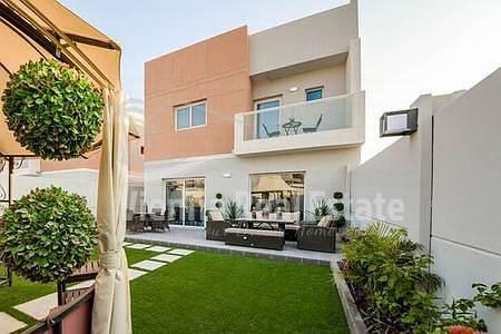 3 Bedroom Villa for Sale in Al Samha, Abu Dhabi - brand new Corner 3 BR villa in alreef 2 AED 1