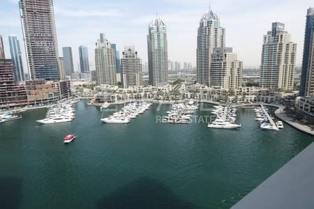 3 Bedroom Flat for Sale in Dubai Marina, Dubai - Three Bedroom + Maids   Full Marina View