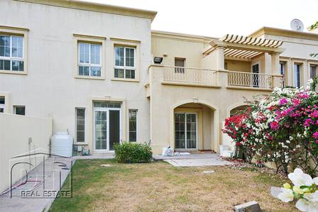 3 Bedroom Villa for Rent in The Springs, Dubai - Type 3M