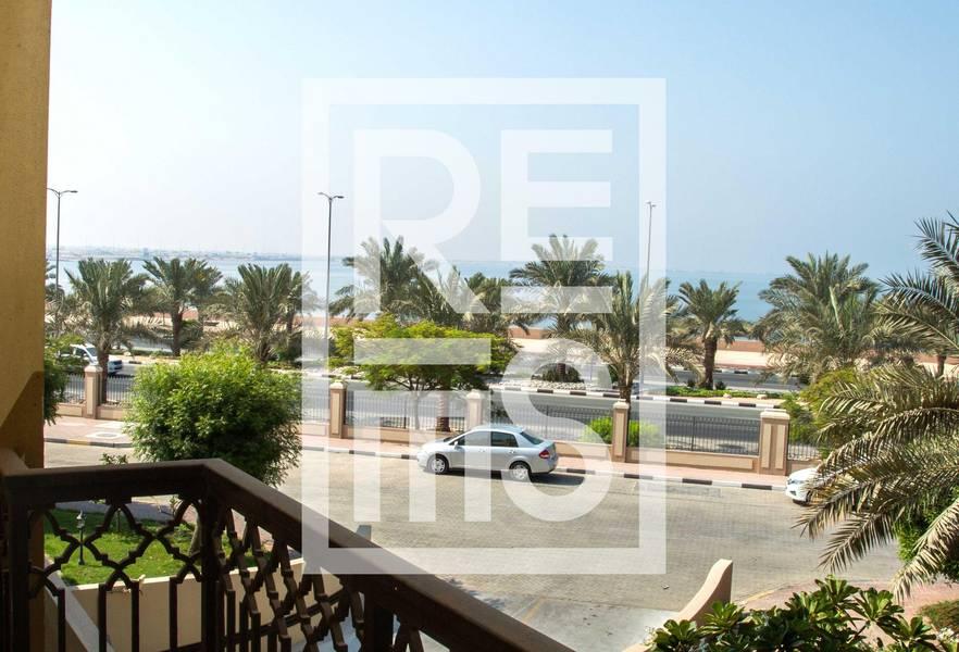 Spacious 1BR in The Bab Al Bahr Residences