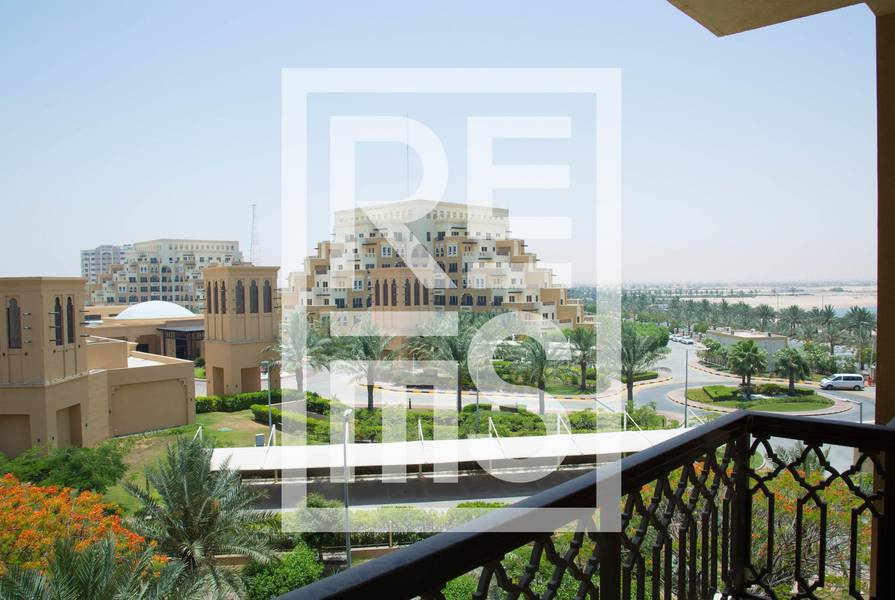 1 Luxurious 1 BR in The Bab Al Bahr Residences