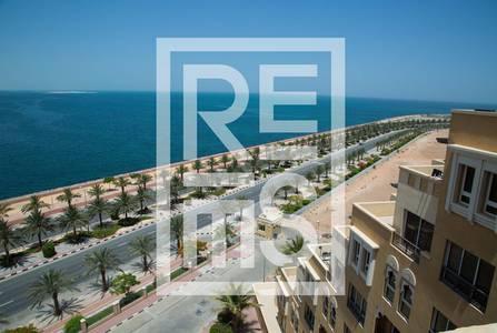 شقة 3 غرفة نوم للبيع في قرية الحمراء، رأس الخيمة - 3BR with Fabulous Sea View for Sale