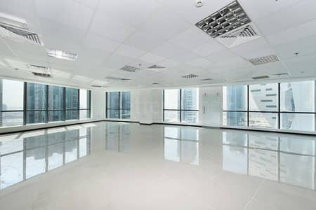 Fitted office Business Bay next to metro