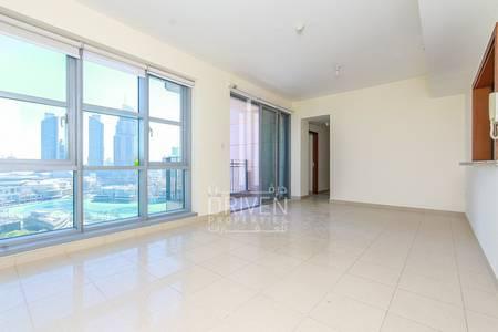 2 Bedroom Flat for Sale in Downtown Dubai, Dubai - Rented 2Bedroom High Floor Fountain View