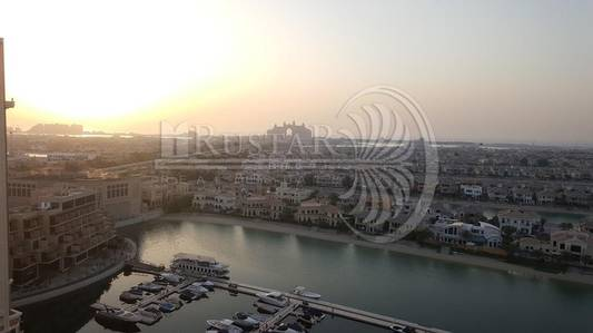 3 Bedroom Flat for Sale in Palm Jumeirah, Dubai - Bldg 05 | Sea and Atlantis View | Type B