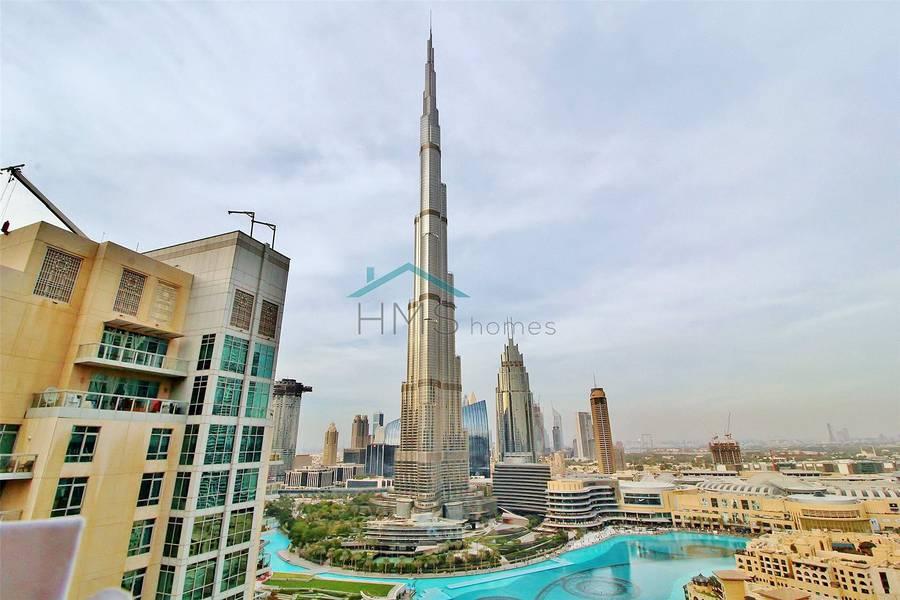 Residences   Full Khalifa + Fountain view   Vacant