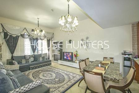 2 Bedroom Flat for Sale in Motor City, Dubai -  Vacant & Fully furnished