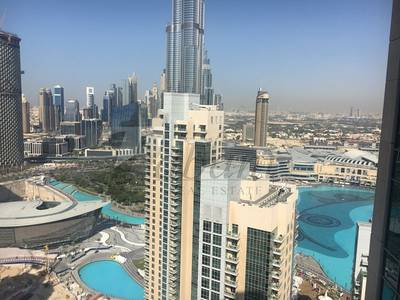 1 Bedroom Flat for Rent in Downtown Dubai, Dubai - Beautiful One Bed with Panoramic Views
