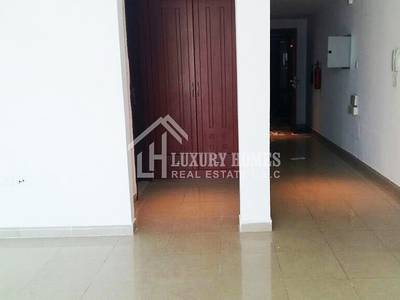 Studio for Rent in Ajman Downtown, Ajman - Balcony !! Studio with Parking for Rent in Horizon Towers, Ajman