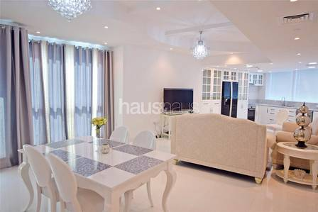 2 Bedroom Flat for Rent in Jumeirah Lake Towers (JLT), Dubai - Fully  Upgraded and Furnished | Duplex |