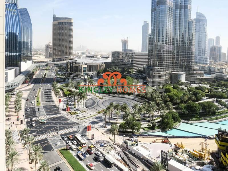 Spacious|Full BurjKhalifa View|Brand New