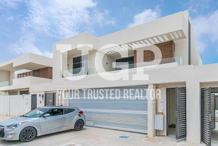 5 Bedroom Villa for Sale in Yas Island, Abu Dhabi - Big Plot| 5BR Villa| Maids Rm. and Garden