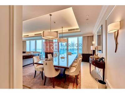 Must See! Fabulous 4BR+Maid's on High Floor