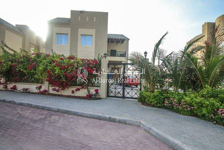 6 Bedroom Villa for Rent in Dubailand, Dubai - Lavish and Furnished 6BR with Pool at Living Legends