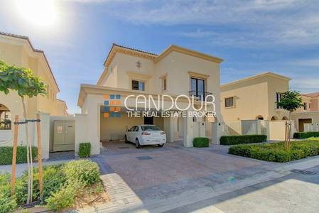 5 Bedroom Villa for Rent in Arabian Ranches 2, Dubai - Exclusive | Facing Pool and Park |Type 4