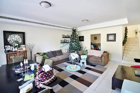 3 Bedroom Villa for Rent in The Springs, Dubai - Springs 2 - Type 3M - Available February