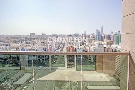 2 Bedroom Flat for Rent in Al Markaziya, Abu Dhabi - Elegant