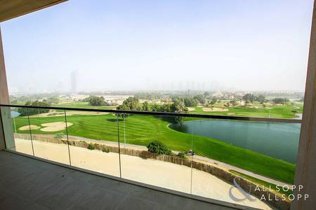 Full Golf Course View | 3 Bedroom | Maids