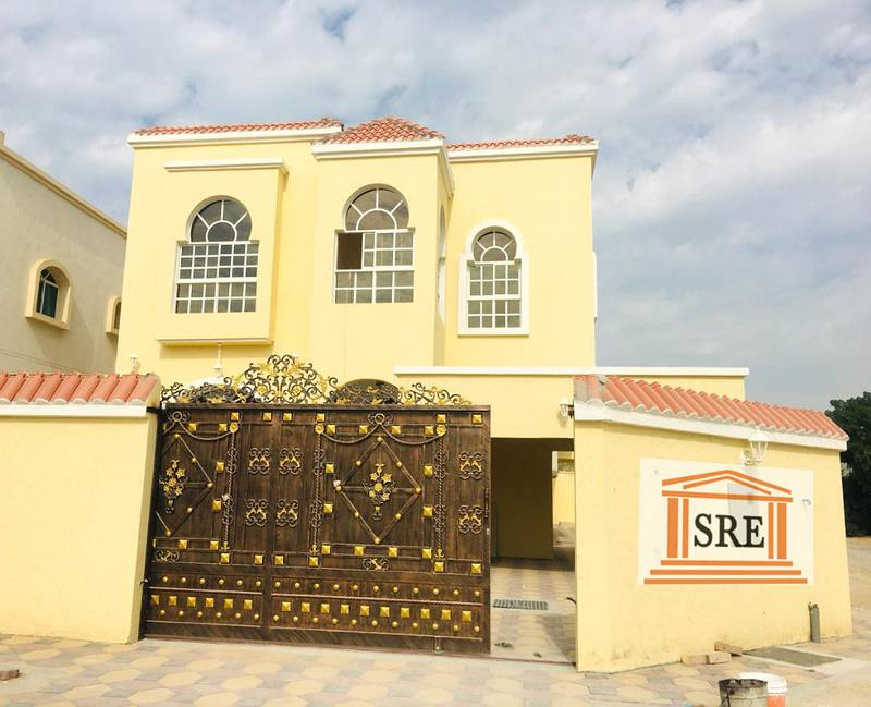Villa for sale in Ajman .