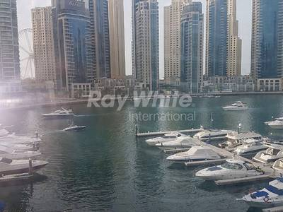 3 Bedroom Flat for Sale in Dubai Marina, Dubai - Spacious Elegant  3 BR Full Marina View